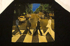 BEATLES / Abbey Road - Baseball Jersey