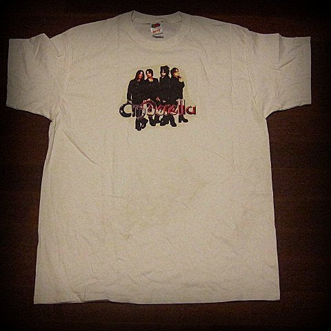 CINDERELLA - Band -T-Shirt