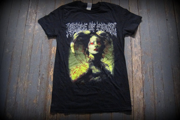 CRADLE OF FILTH-Devil To The Metal - GIRLS / WOMEN'S / Two Sided Printed  T-shirt