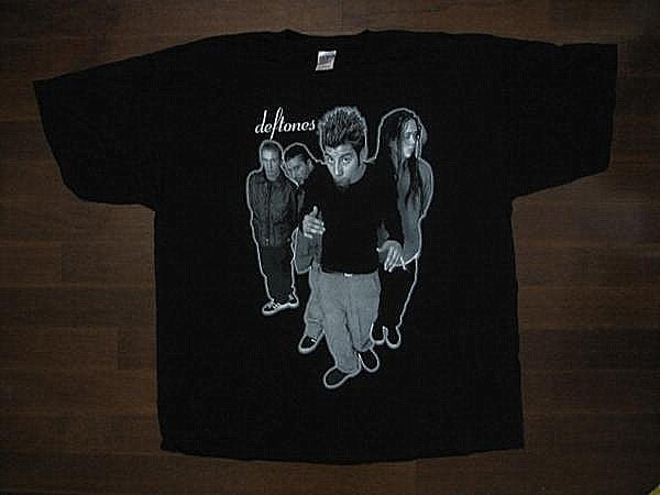 Deftones - Band Photo - T-shirt