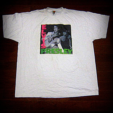 ELVIS PRESLEY -First Album Cover - T -Shirt