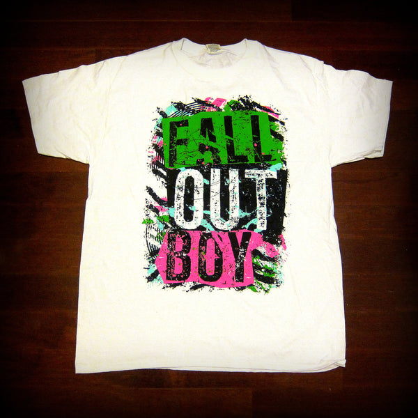 FALL OUT BOY- Logo - T-Shirt