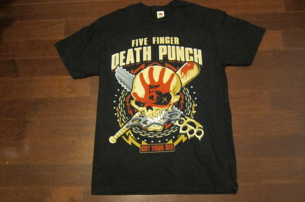 FIVE FINGER DEATH PUNCH -Got Your Six -T-Shirt