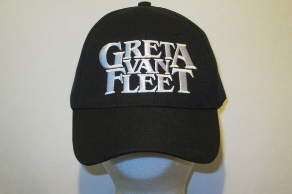 GRETA VAN FLEET - Embroidered - Baseball Cap - Adjustable Velcro Back - One Size Fits All UNISEX