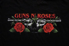 GUNS N ROSES - V-Neck - Soft Style T-Shirt - UNISEX
