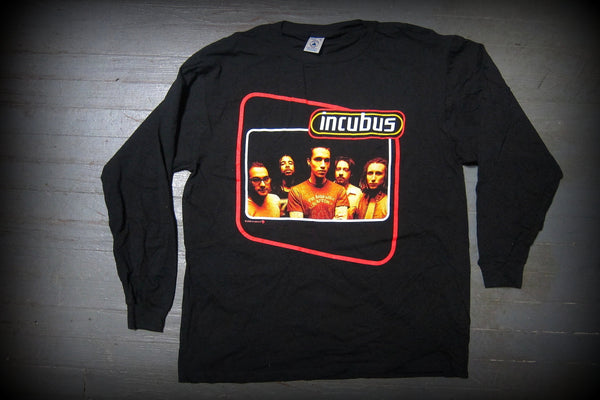 INCUBUS -  Unisex  Long Sleeve  T-Shirt