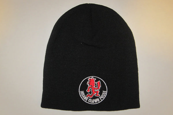 INSANE CLOWN POSSE -Embroidered -  Logo Beanie - One Size Fits All
