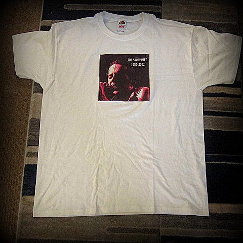CLASH - Joe Strummer - T-Shirt