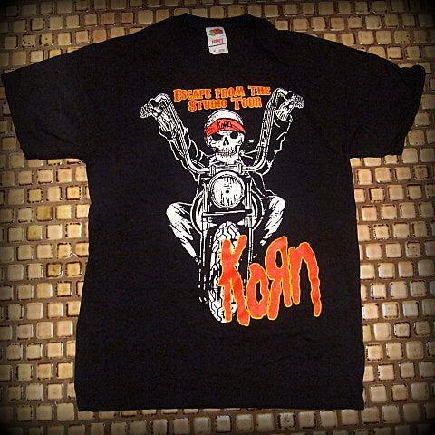 KORN - Escape From The Studio Tour 2009 - T-Shirt