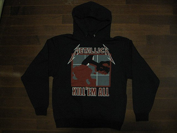 METALLICA - Kill ' Em All - Hoodie - Two Sided Print
