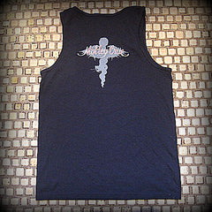 MOTLEY CRUE-  DR. FEELGOOD- Tank Top - Two Sided Print