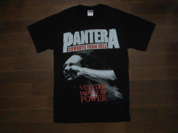 PANTERA- Stronger Then All -Two Sided Printed T-Shirt