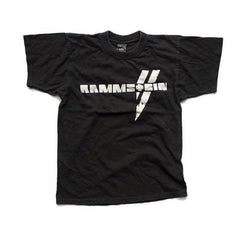 RAMMSTEIN -Logo - Two Sided Print - T-Shirt - Uni Sex