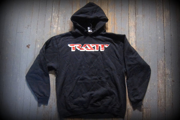 RATT -  Ratt & Roll - Two Sided Printed - Hoodie