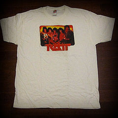 RATT-  Group - T-Shirt