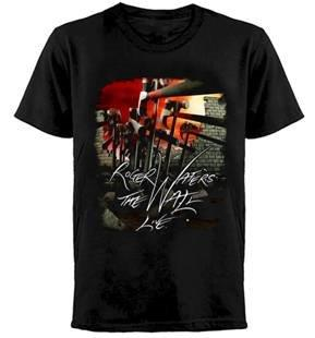 PINK FLOYD - ROGER WATERS- The Wall Live- T-shirt