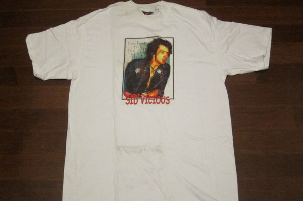 SEX PISTOLS / SID VICIOUS  - T- Shirt