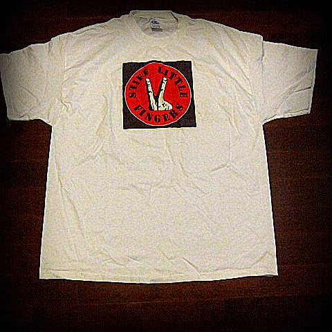 STIFF LITTLE FINGERS - Logo -T-Shirt