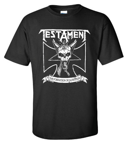 TESTAMENT -T- Shirt