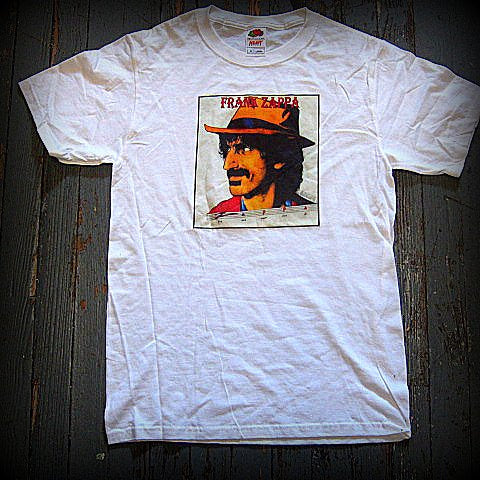 Frank Zappa  - Up Close  - T-Shirt