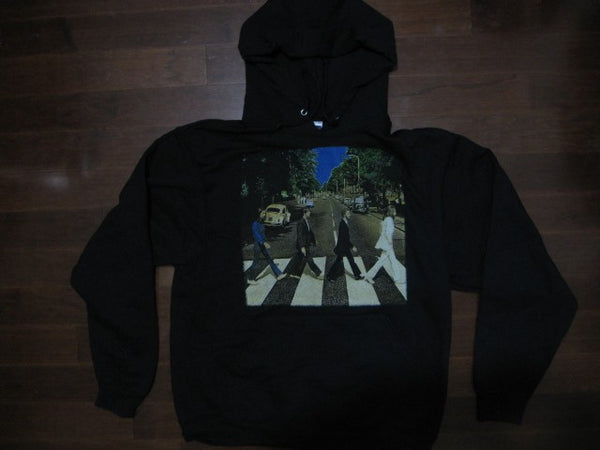BEATLES- ABBEY ROAD- VINTAGE HOODIE