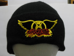 AEROSMITH - Embroidered visor beanie hat