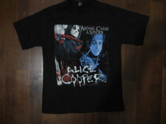 ALICE COOPER - ALONG CAME A SPIDER- Tour 2007-T-Shirt