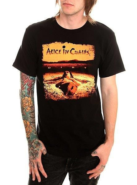 Alice In Chains - DIRT  Album Cover  T-Shirt