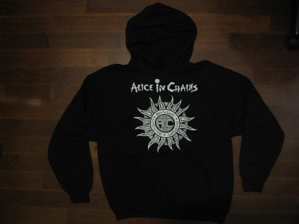 ALICE IN CHAINS - Sun Logo - Hoodie