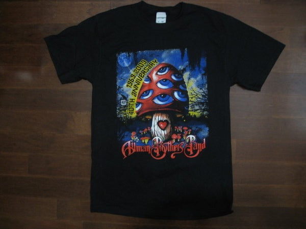 Allman Brothers - 40th Anniversary- T-Shirt
