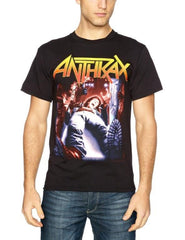 ANTHRAX / Spreading The Disease - Two Sided Print - T-Shirt