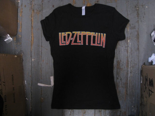 LED ZEPPELIN - Baby Doll-Shirt