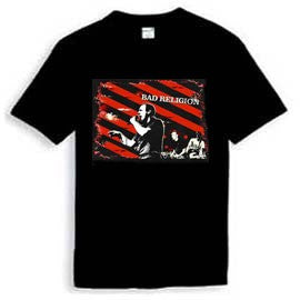 Bad Religion SIN CITY  T-shirt