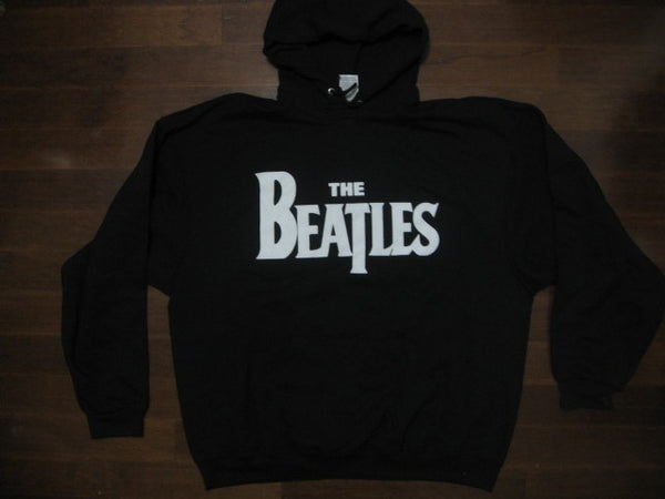 BEATLES / Logo / First Album Cover -TWO SIDED PRINT / Extremely Rare ! Hoodie