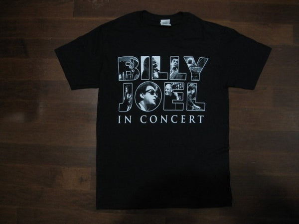 BILLY JOEL - In Concert- T-Shirt