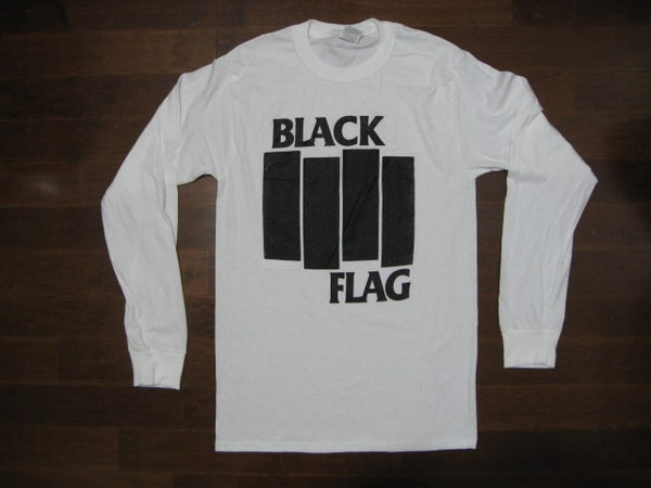 BLACK FLAG- Long Sleeve Shirt