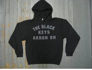 The Black Keys - Akron Ohio Hoodie