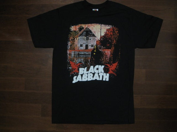 BLACK SABBATH -First Album Cover -T-Shirt