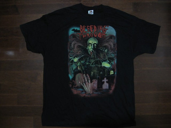 BLEEDING THROUGH - T-Shirt