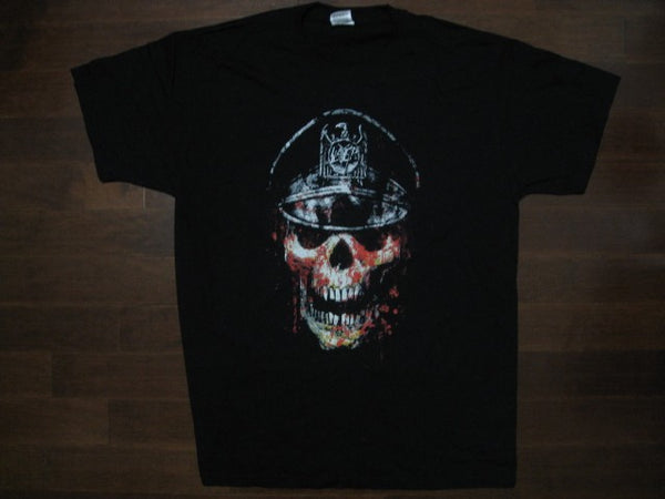SLAYER- Blood Splattered Skull - T-Shirt