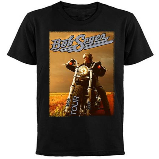 Bob Seger And The Silver Bullet Band -TOUR  2007- T-Shirt