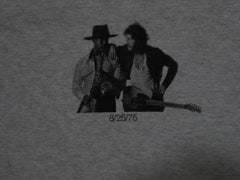 BRUCE SPRINGSTEEN - Born To Run / Two Sided Print / Unisex Long Sleeve Shirt