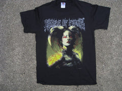 CRADLE OF FILTH - Devil To The Metal -Two Sided Print -T-Shirt