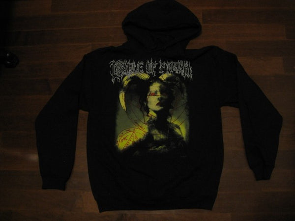 CRADLE OF FILTH - Devil To The Metal -Two Sided Print- HOODIE