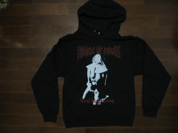 CRADLE OF FILTH - Vestal Masturbation - Hoodie - Two sided Print
