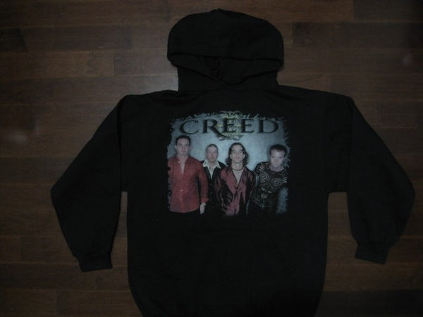 CREED - Human Clay - Hoodie Two Sided Print
