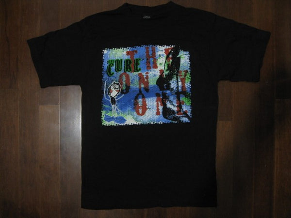 CURE / ONLY ONE TOUR  2008 / T-Shirt