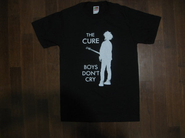 Cure / BOYS DON'T CRY #2 / T Shirt