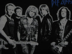 DEF LEPPARD - Group- T-shirt