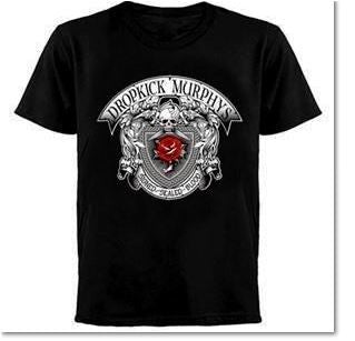 DROPKICK MURPHYS - Signed & Sealed In Blood  - T-shirt